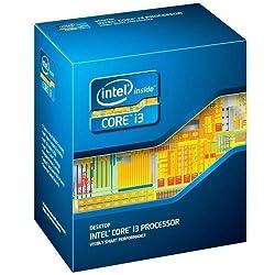 Intel Core i3-3225 Dual-Core Processor 3.3 GHz 3 MB Cache LGA 1155 - BX80637i33225