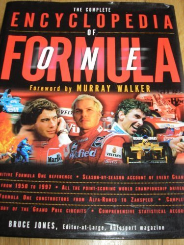 The Complete Encyclopedia of Formula One
