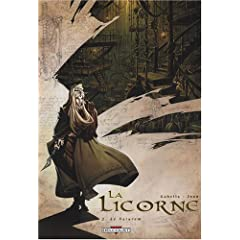 La Licorne, Tome 2 : Ad Naturam