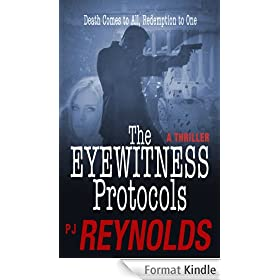 The Eyewitness Protocols: A Detective Mystery Thriller - ALL EPISODES (1-8) (English Edition)