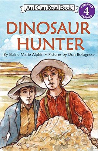 Dinosaur Hunter (I Can Read. Level 4)