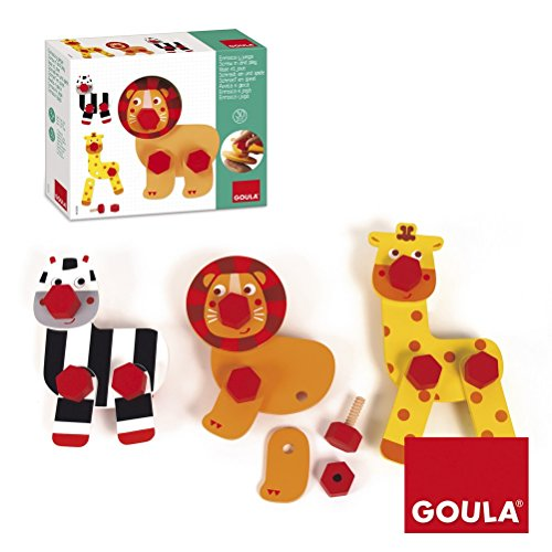 Goula 55238 Toy Prima Era, Viti e Ascolta