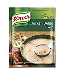 Knorr Chicken Delight Soup Pouch, 44g