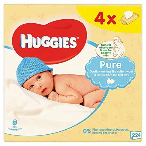 huggies-pure-baby-wipes-4-x-64-per-pack