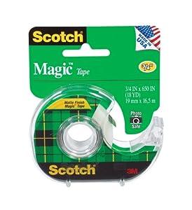 3M Magic Tape-3/4 inch