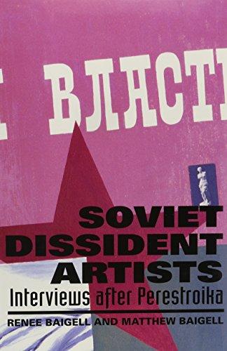 Soviet Dissident Artists: Interviews after Perestroika PDF