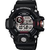 Casio GW-9400-1CR Master of G G-Shock Stainless Steel Solar Watch