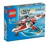 レゴ シティ レスキューヘリコプター 7903