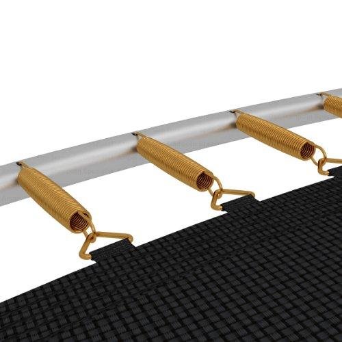 12 Stück Spiralfeder, 178x25 mm für Große Trampoline -