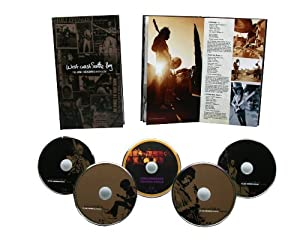 West Coast Seattle Boy: The Jimi Hendrix Anthology (4 CD/ 1 DVD Collectors Box)