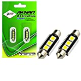 S36C3WK - Weiss Can Bus C5W Soffitte 36mm mit 3 SMD LED (No Error)
