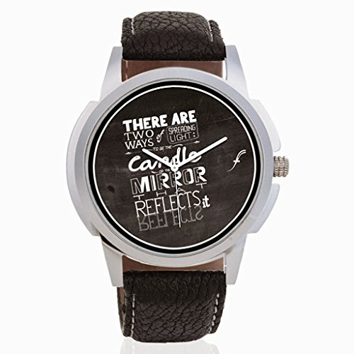 The Mirror Reflection Watch by Foster's.