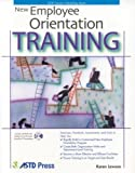img - for New Employee Orientation Training (Astd Trainer's Workshop Series) by Karen Lawson (2002-09-02) book / textbook / text book