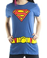 Bioworld Juniors Supergirl Costume T-shirt