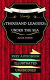 Image of Twenty Thousand Leagues Under The Sea: By Jules Verne  & Illustrated (An Audiobook Free!)