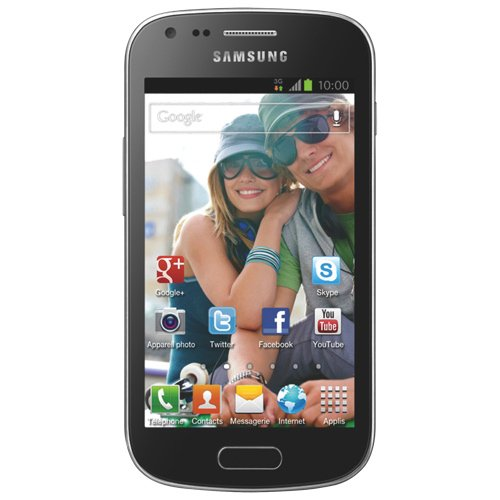 UNLOCKED Samsung Galaxy Ace 2 II X GT-S7560M Google Android Phone, 5MP Camera, LED Flash, BLACK, 2G GSM 850/900/1800/1900MHZ, 3G HSPA 850/1900/2100MHZ (Samsung Ace 2x compare prices)