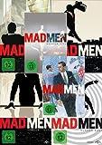 Mad Men - Die komplette 1. + 2. + 3. + 4. + 5. + 6. Season (24-Disc | 6-Boxen)