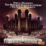 echange, troc Mormon Tabernacle Choir - Voices in Harmony