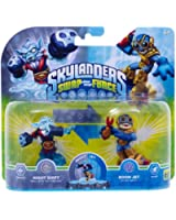 Figurine Skylanders : Swap Force - Boom Jet + Night Shift