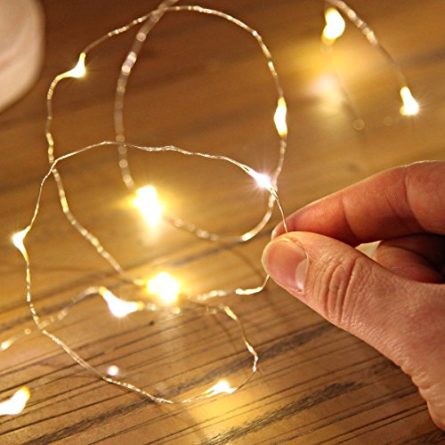 Copper String LED light 10M 100 LEDs USB Operated Wire Decoraive Lights