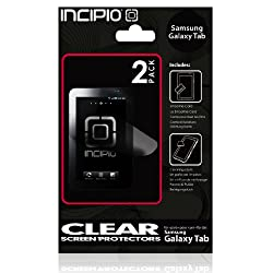 Incipio Screen Protector for Galaxy Tablet - Clear - 2 Pack (CL-466)