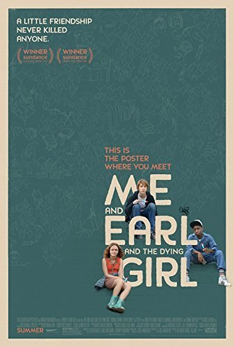 Me Earl and the Dying Girl Advance A Double Sided Original Movie Poster 27x40 by Powerpostersonline [並行輸入品]