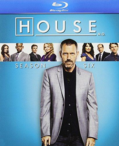 Blu-ray : House: Season Six (Dolby, AC-3, , Digital Theater System, Digipack Packaging)