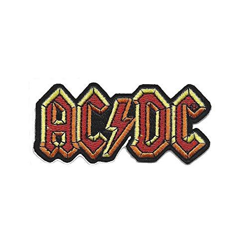 AC/DC-Toppa con Logo ricamato