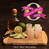Himalayan Salt Tequila Shot Glass - Set of 4 Glasses