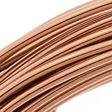 Aluminum Craft Wire 12 Gauge 39 Feet COPPER 42600