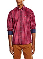 POLO CLUB Camisa Hombre Gentle Sir Trend Shirt (Fucsia)