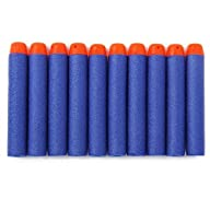 Lot 100 Pcs 7.2cm Blue Foam Darts for…