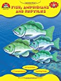 img - for Fish, Amphibians and Reptiles book / textbook / text book