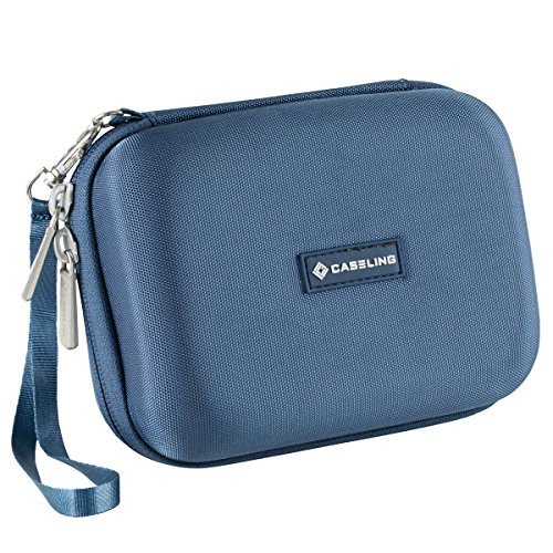 Caseling Hard Carrying Gps Case For Up To 5 Inch Screens