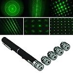 SEGPRO�5 IN 1 Laserpointer Gr�n Laser...
