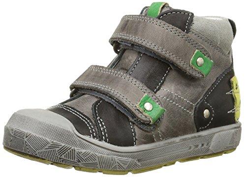 Babybotte - Artemis, Sneakers per bambini e ragazzi, grigio (344 gris/noir), 20