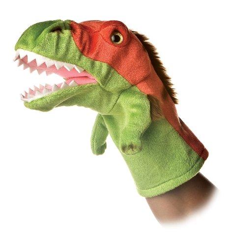 "Velociraptor Puppet - 10"""