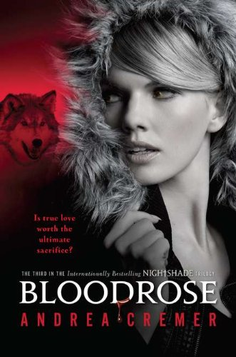 Cover of Bloodrose (Nightshade #3)