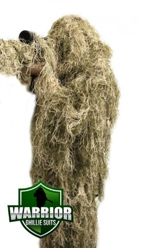 Warrior Ghillie Suit Field Grass