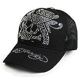 (エドハーディ)ED HARDY キャップ 帽子 「JAPAN LIMITED CAP / LKS」 エドハーディージャパン限定モデル/ラインストーン仕様