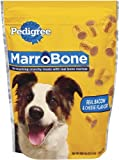 Pedigree Marrobone Bacon and Cheese Dog Snack Treat, 24-Ounce