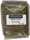 JustIngredients Lemon Thyme Loose 100 g (Pack of 5)
