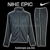 (ナイキ) NIKE ジャージ 上下 EPIC メンズ 519535 GRY jersey Men's Sサイズ