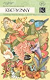 K&Company Susan Winget Spring Blossom Die-cut Cardstock & Acetate, Icons