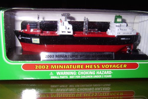 2002 Hess Miniature Voyager - 1