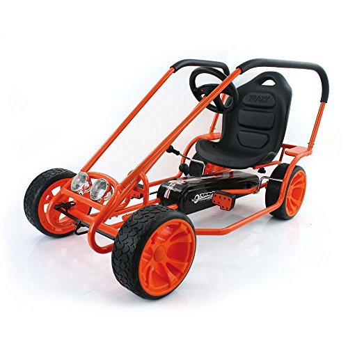 Best Price Hauck Hauck Thunder II Go Kart, Orange