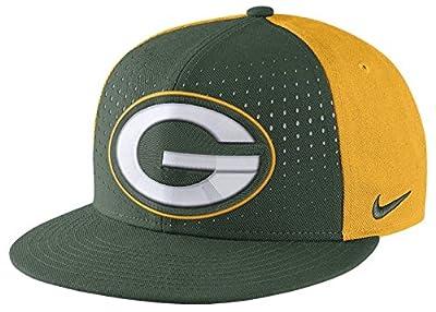 Nike Laser Pulse True NFL Green Bay Packers Adjustable Cap Adult Unisex