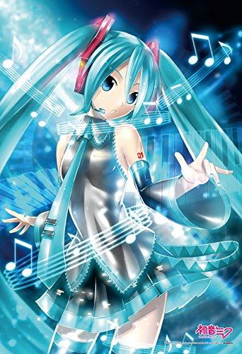 300ピース ジグソーパズル 初音ミク With Music(26x38cm)