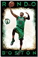 SPT33375 Boston Celtics - Rondo 12 (22 X 34)