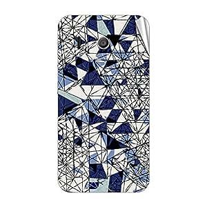 Garmor Designer Mobile Skin Sticker For Huawei G330C - Mobile Sticker